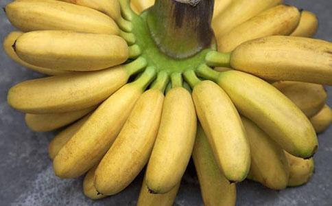 香蕉的营养丰富吃香蕉的好处多