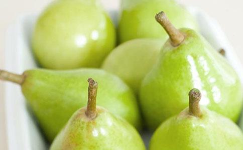清热降火的水果梨