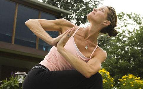 瑜伽夏季快速减肥运动